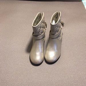 Disney princes girl boots